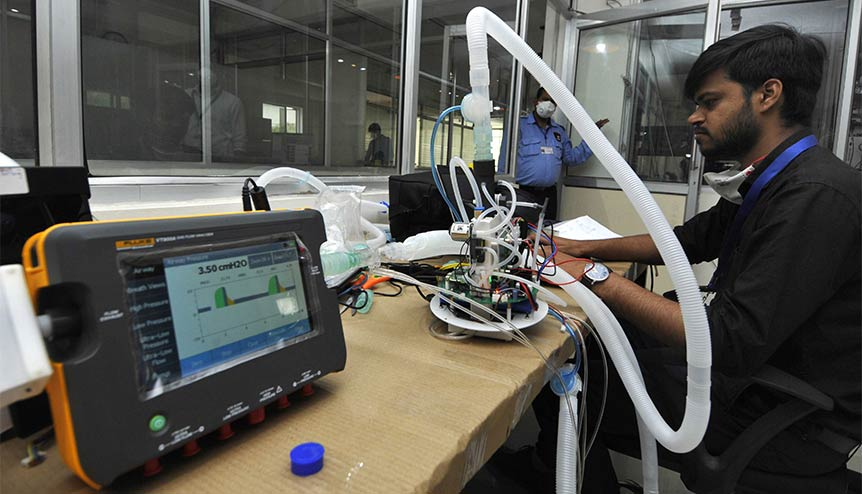 Indian innovation leads the fight against the pandemic