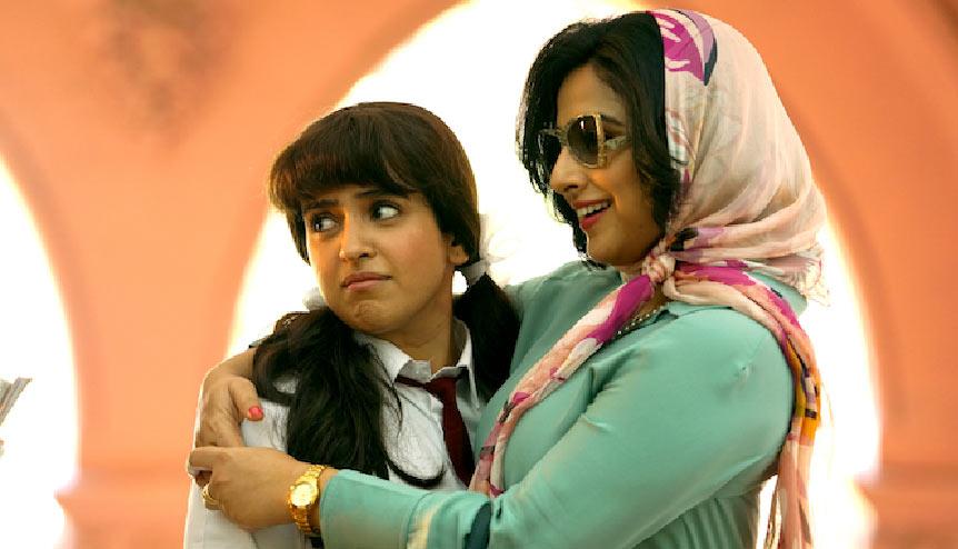 Mother-daughter bonding in new song drop from 'Shakuntala Devi'