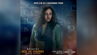 Nithya Menen pairs up with Abhishek Bachchan for 'Breathe Into The Shadows'