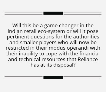 Retail and e-commerce must present level playing field for all