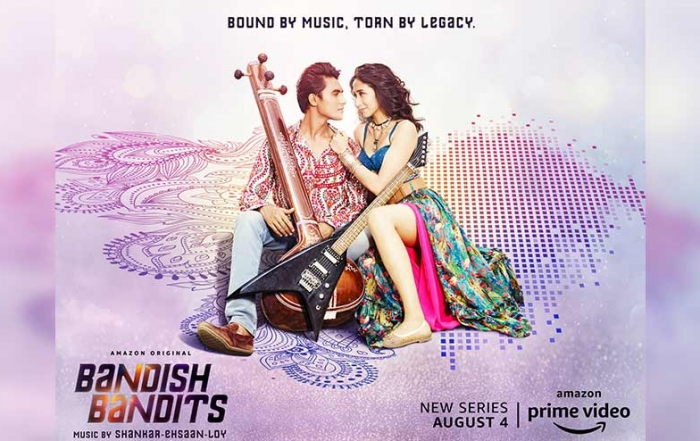 Shankar-Ehsaan-Loy make digital debut with 'Bandish Bandits'