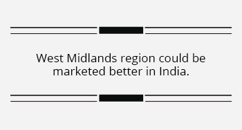 The Midlands offers many win-win UK-India partnerships