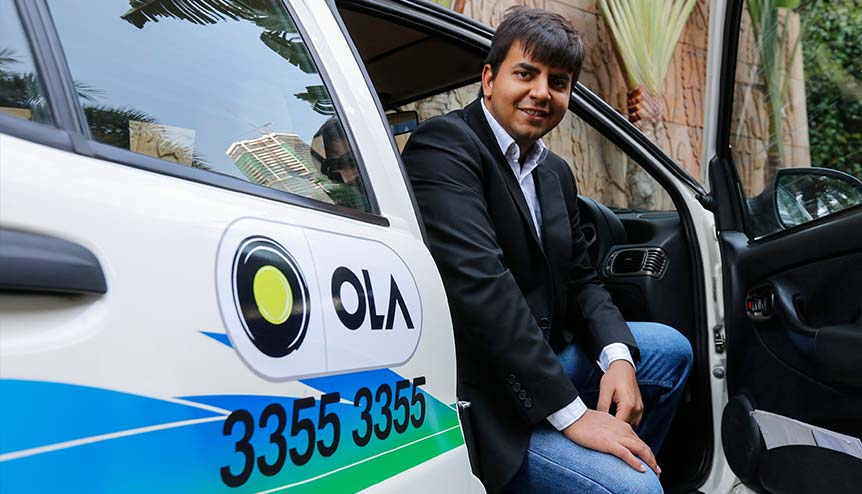 The pandemic makes mobility more relevant – Bhavish Aggarwal