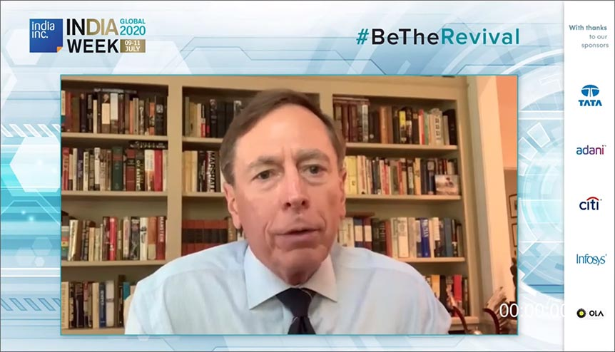 There is scope for additional growth in India – Petraeus