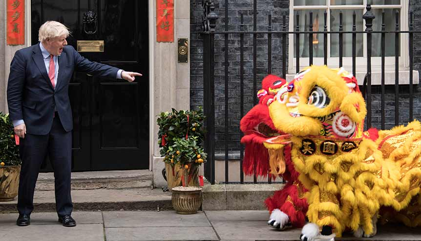 UK calls time on China's 'bullying behaviour' with India