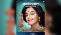 Vidya Balan as 'Shakuntala Devi – Human Computer' set for global premiere