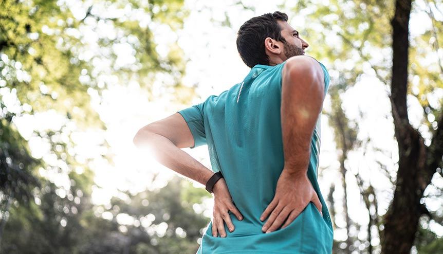 Yoga can offer some positive relief from lower back pain