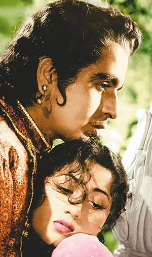 An Oscar library entry marks 60th year of 'Mughal-e-Azam'
