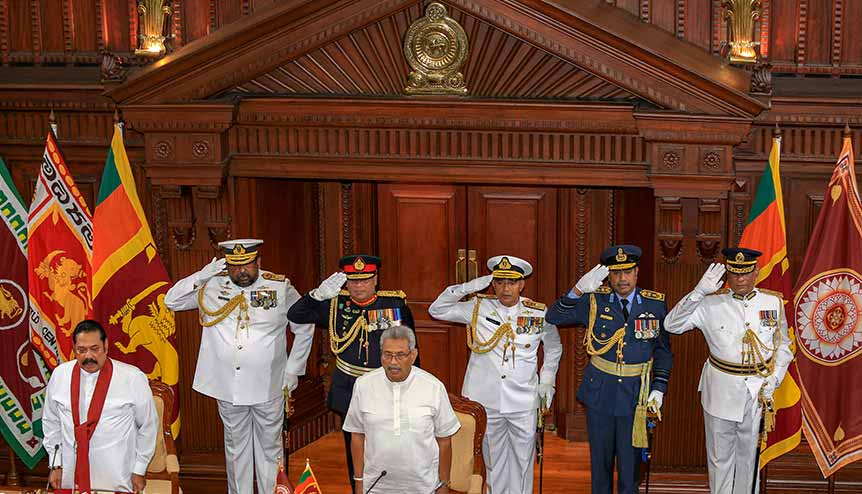 Does Rajapaksa's win herald a new chapter in India Sri Lanka ties