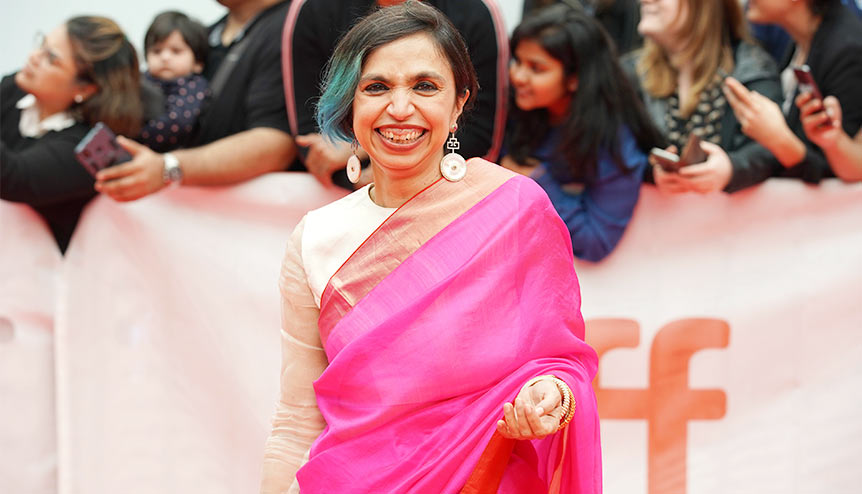 Filmmaker Shonali Bose reflects on her passion for cinema