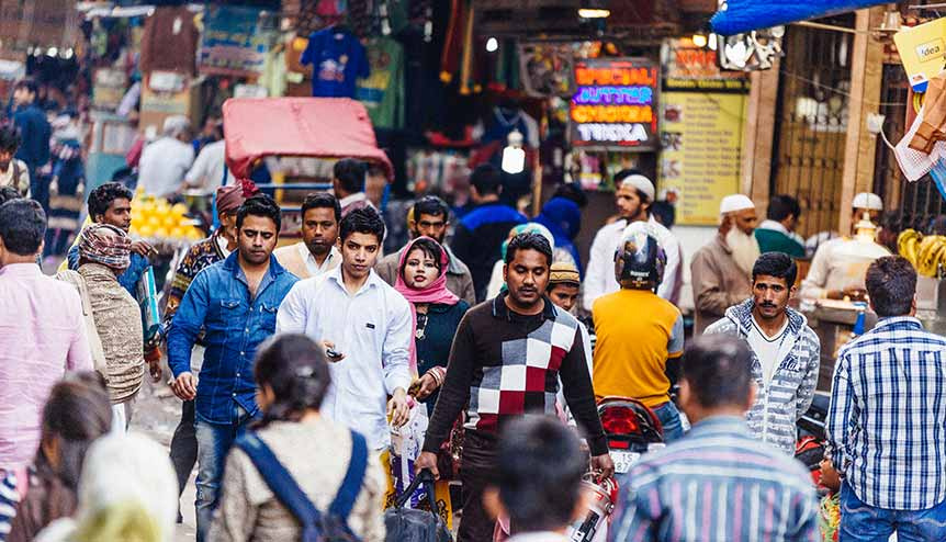 How India is preparing for life at 75