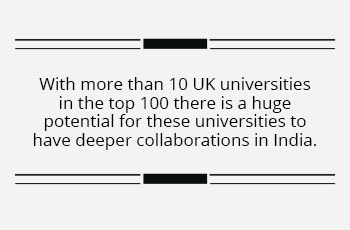 India's new national education policy Opportunities for India-UK collaborations