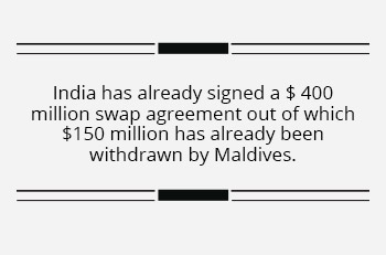 India-Maldives Back to the future
