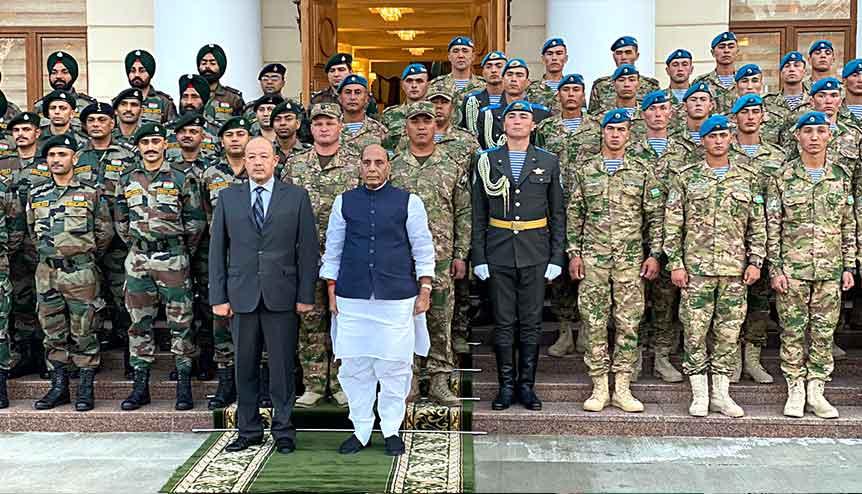 India-Uzbekistan ties depend on developing direct connectivity