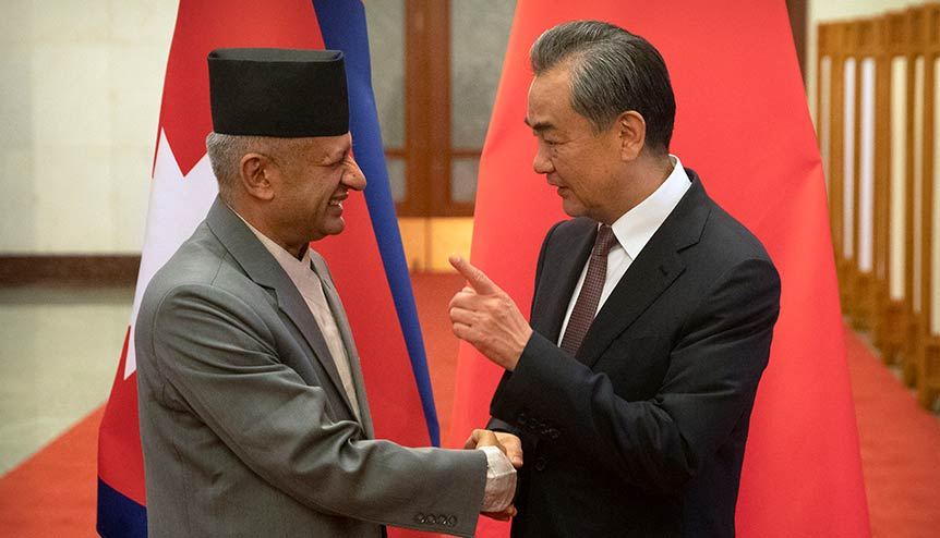 India and Nepal: Picking up the piecesIndia and Nepal: Picking up the pieces