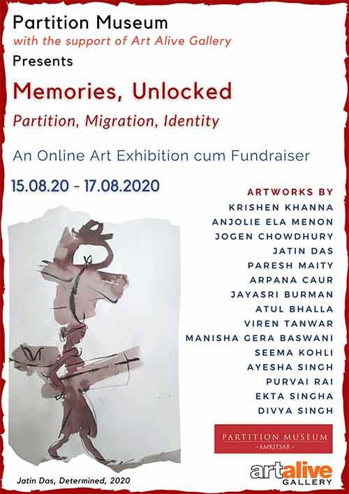 Memories Unlocked Partition Museum plans major fundraiser