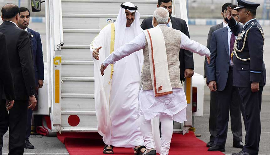 Modi's strategic tango with Arab states paying rich dividends