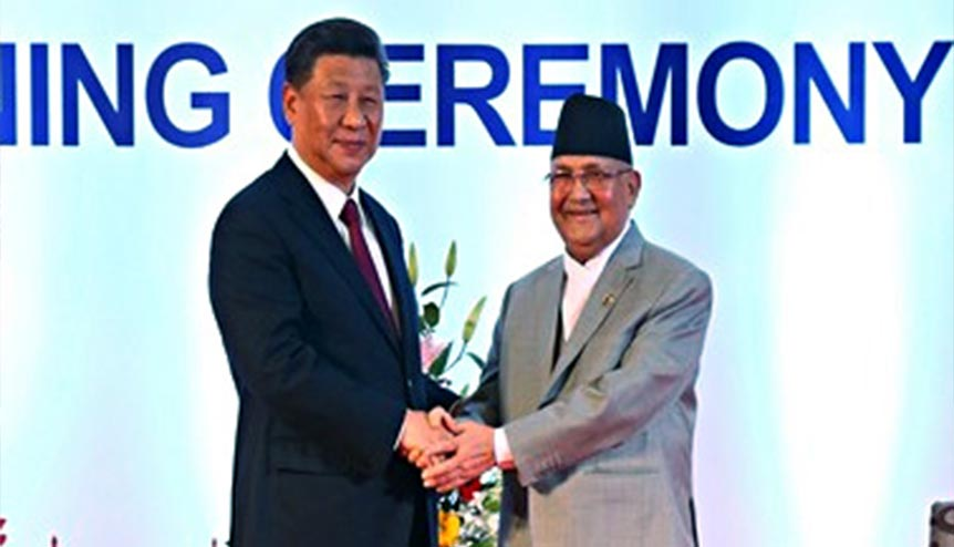 Nepal resets ties with India through petroleum projects