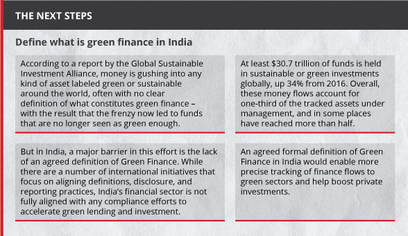 Planting the seeds of green money