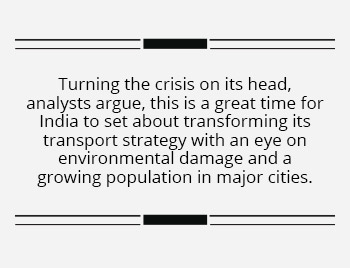 Reimagining the new normal in India's transport industry