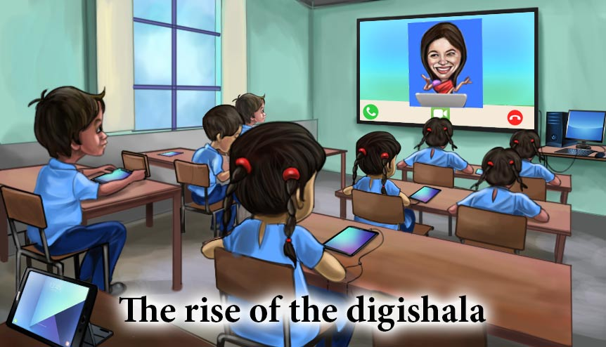 How the pandemic is fuelling India's edtech platforms