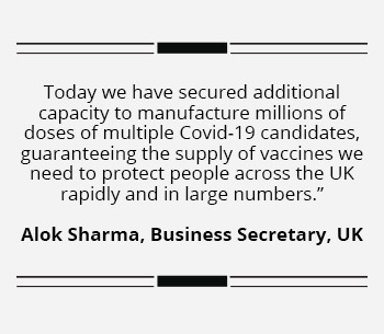 Vaccine pact with Wockhardt new shot in the arm for UK-India ties