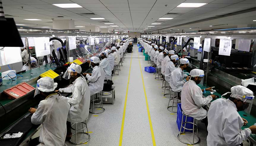 $100-bn smartphone export scheme can become new Make in India template