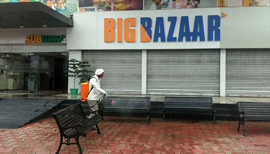 Ambani-Bezos rivalry heats up as Reliance buys Future Group for $3.4 bn