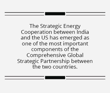 Collaboration with US key to India diversifying energy basket