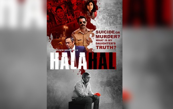 Eros Now's crime thriller 'Halahal' hits screens
