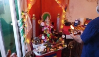 FaithTech Series Virtual Visarjan for Ganesh Chaturthi with Mauritian Marathi Society