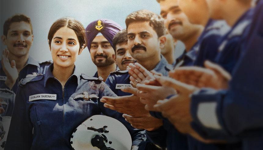 Film Review Gunjan Saxena The Kargil Girl