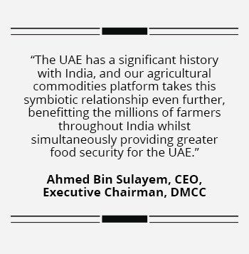 From India's farms to the UAE's tables