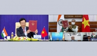 India-Vietnam ties keep getting upgraded