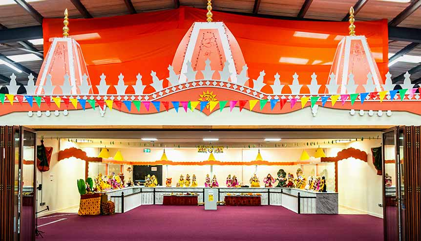 Ireland's first Hindu temple opens its doors after years of hard work