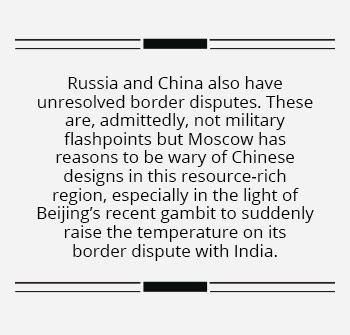 US plus Russia, a new paradigm in India's foreign policy matrix