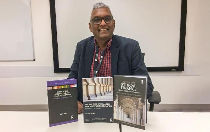 iGlobal Profile Series Retracing Professor Atul Shah Masala Tour, 10 years on