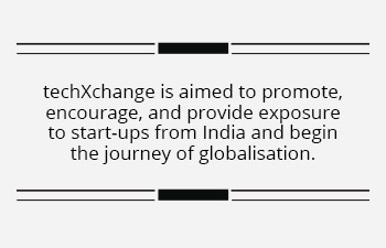 techXchange provides a launchpad for start-ups to go global