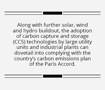 Carbon capture key to unlocking decarbonisation in India