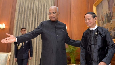India Myanmar ties head for a new high amidst rising geopolitical tensions