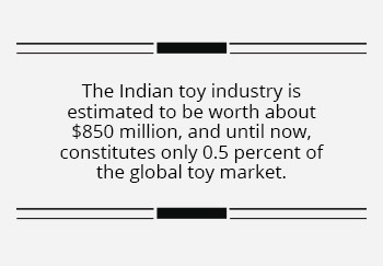 India goes vocal for local toys
