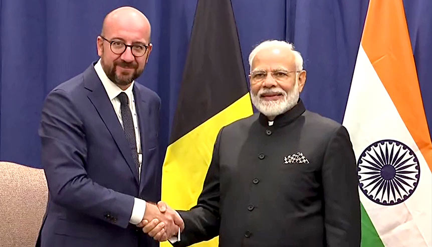 India, EU common cause against terror, expansionism, unilateralism