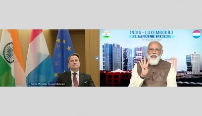 India and Luxembourg are building bridges in Europe