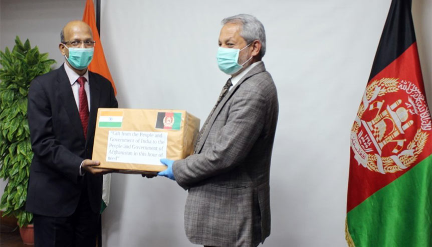 India reaffirms its commitment to development in Afghanistan