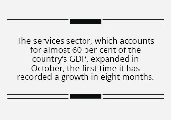 Indian economy showing broad based signs of recovery
