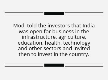 Modi's recent pitch to foreign investors key to India's $5-trillion economy ambitions