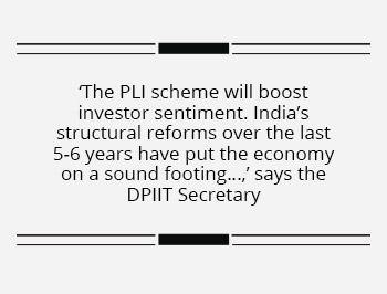 PLI scheme can make India laptop, tablet hub