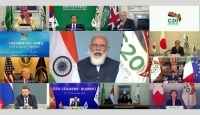 With global call to fight climate change Modi steps in front