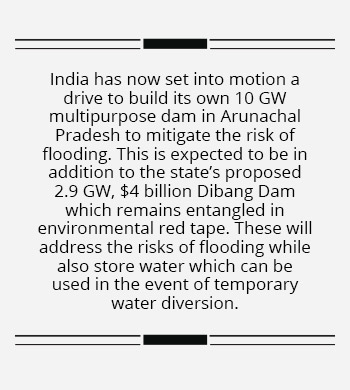 Climate targets and foreign policy converge in Indias hydropower push
