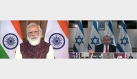 India and Israel 'renew' their vow to achieve a low carbon future
